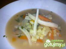Zupa jarzynowa z imbirem