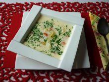 Zupa jarzynowa z kaszą