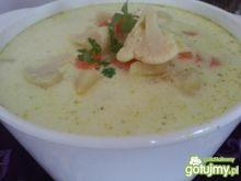 Zupa jarzynowa z kurczakiem 2