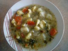 Zupa jarzynowa z zacierkami