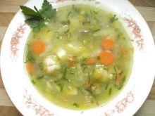 Zupa jarzynowa z zasmazka