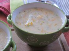 Zupa jarzynowo- grysikowa
