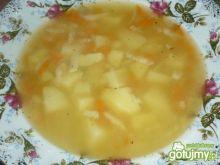 Zupa jarzynowo-ziemniaczana na wędzonce