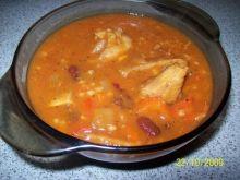 zupa jednogarnkowa a la meksykańska