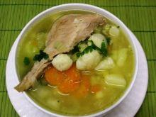 Zupa kalafiorowa na indyku