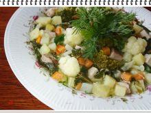 Zupa kalafiorowo brokułowa Eli