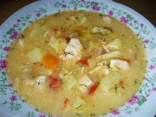 Zupa kapuściana prosta