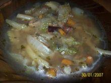 zupa kapuściana z pekińskiej