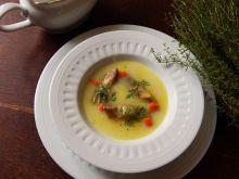 Zupa karczochowa