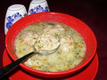 Zupa klopsikowa kartoflanka
