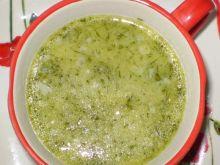 Zupa koperkowa do popicia :