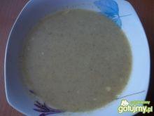Zupa-krem brokułowa z marchewką ...