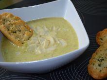 Zupa krem brokułowy