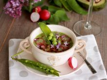 Zupa krem czyli wiosna na talerzu
