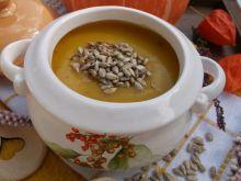 Zupa- krem dyniowo- ziemniaczana