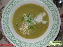 Zupa krem - fasolkowa