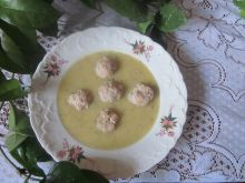 Zupa krem grochowa