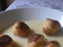 Zupa krem-groszkowa