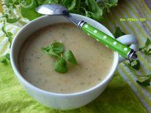Zupa-krem kartoflana z majerankiem