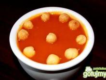 Zupa krem - marchewkowa