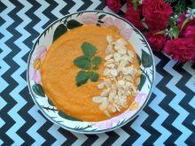 Zupa krem marchewkowa