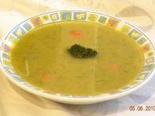 Zupa krem marchewkowo-brokułowy