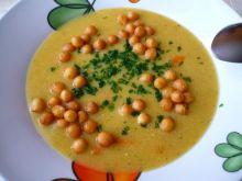 Zupa krem ogórkowy