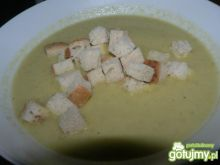 Zupa krem - porowa