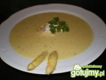 Zupa-krem szparagowa