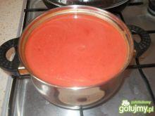 Zupa Krem z barszczu