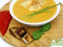 Zupa krem z batatów i pasternaku
