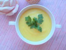 Zupa krem z białej marchewki i ziemniaków