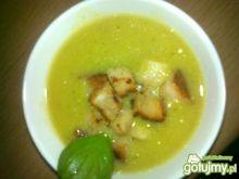 Zupa krem z brokułami