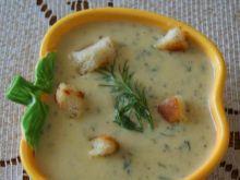 Zupa krem z ciecierzycy: