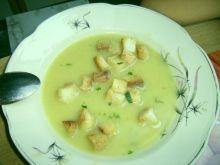 Zupa krem z cukini
