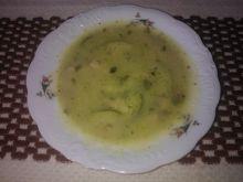 Zupa krem z cukinii