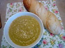 Zupa krem z cukinii i warzyw