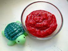 Zupa krem z czerwonego buraka (dla niemowląt)