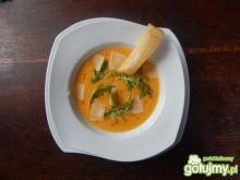 Zupa krem z dyni  3