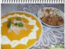 Zupa krem z dyni Eli