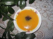 Zupa krem z dyni na słodko