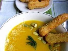 Zupa - krem z dyni /pikantna /