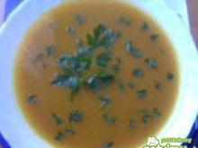 Zupa krem z dyni wg pierniczkowo