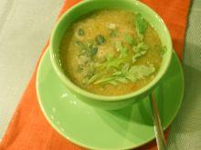 Zupa - krem z jesiennych warzyw