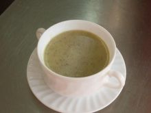 zupa krem z kapusty pekińskiej