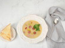 Zupa krem z kapusty kiszonej – przepis na kapuśniak w nowej odsłonie