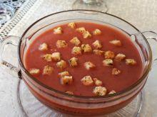 Zupa krem z kolorowych warzyw