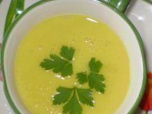 Zupa krem z kukurydzy :