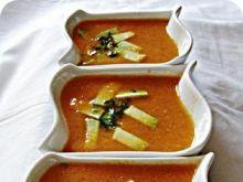 zupa krem z kukurydzy z awokado