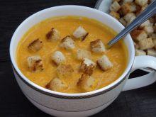 Zupa krem z marchewki z tymiankiem